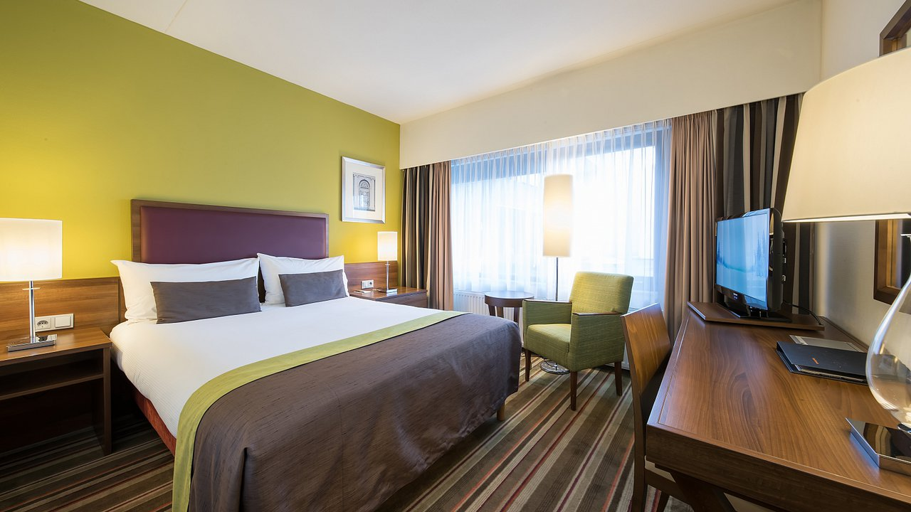 Hotelkamers van hotel de keizerskroon bilderberg hotels