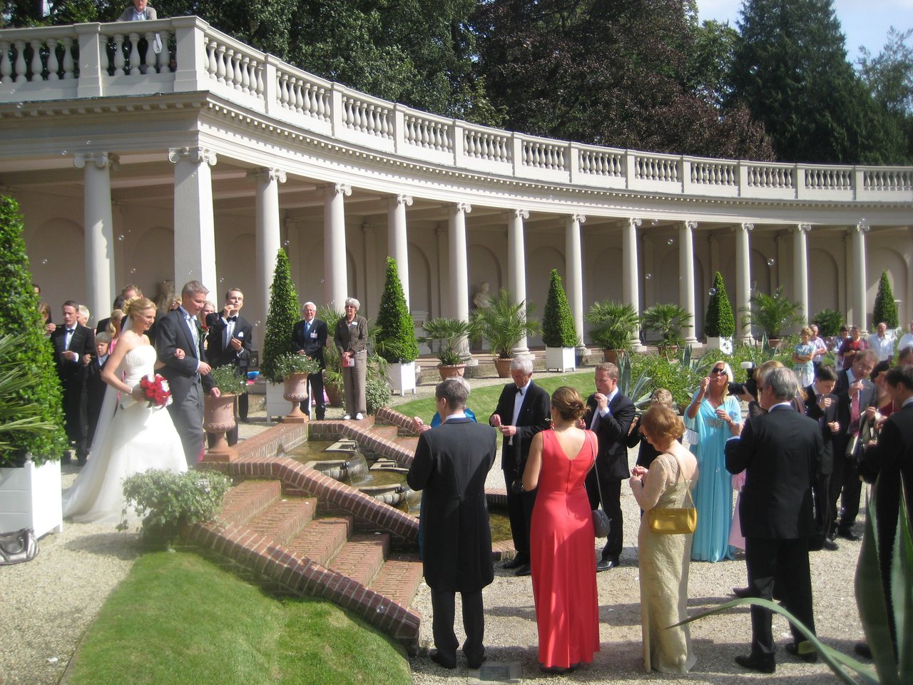 Weddings in Hotel De Keizerskroon
