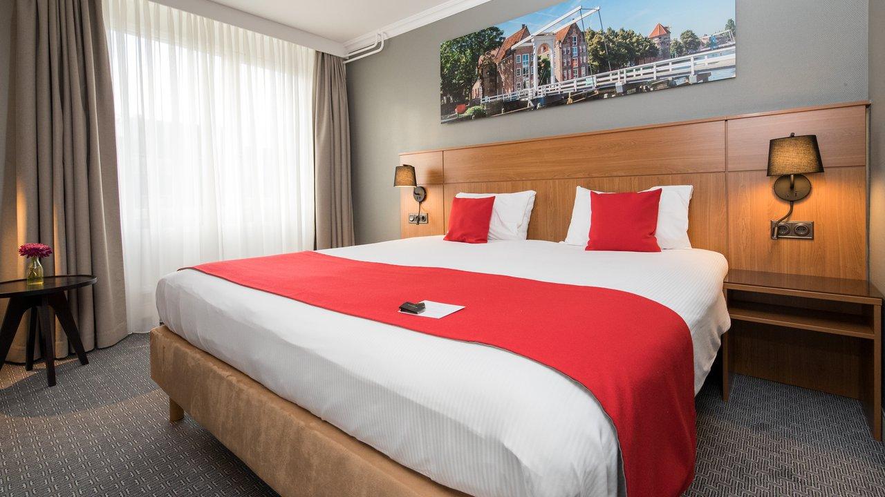 Hotelkamers van Grand Hotel Wientjes - Bilderberg Hotels