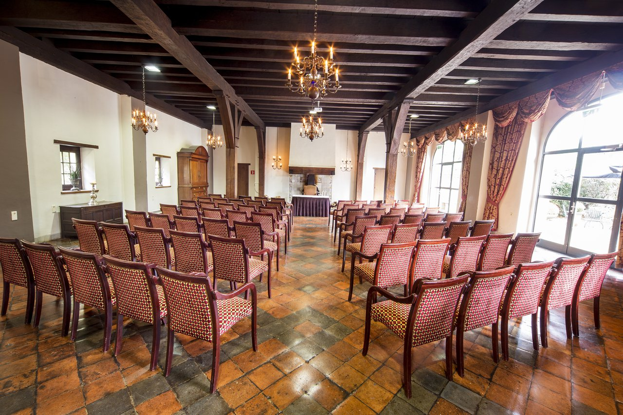 Host your meeting in an authentic carriage house