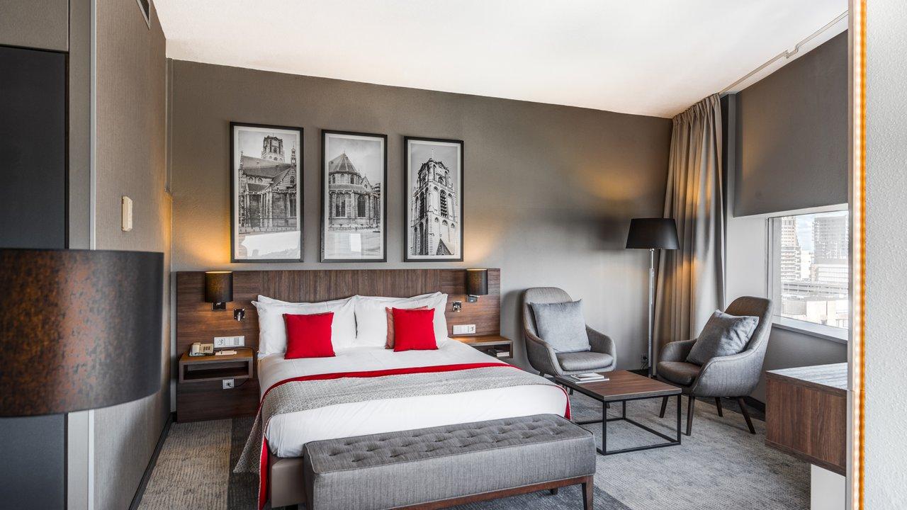 Hotelkamers van Parkhotel Rotterdam - Bilderberg Hotels