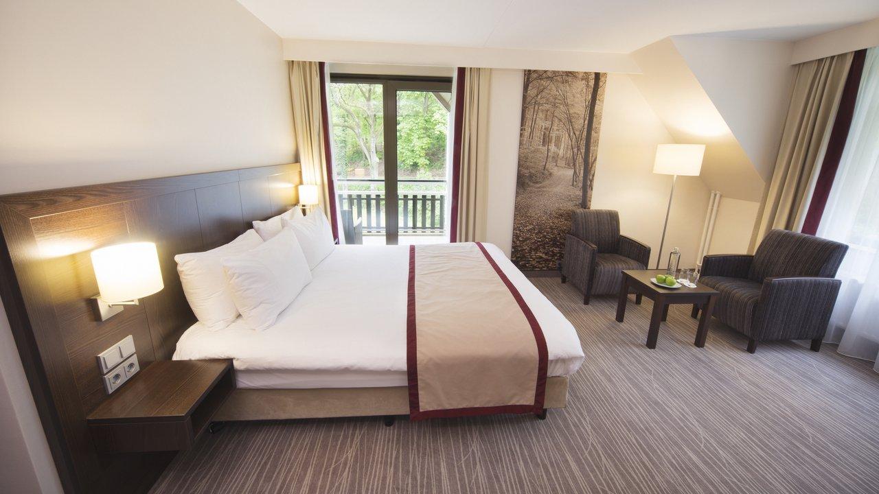 Rooms bilderberg hotels - Bed kamer ...
