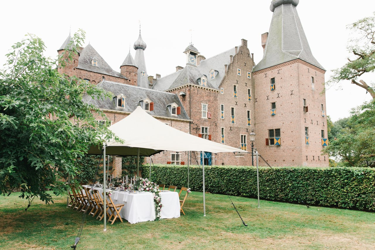 Heiraten im Kasteel Doorwerth