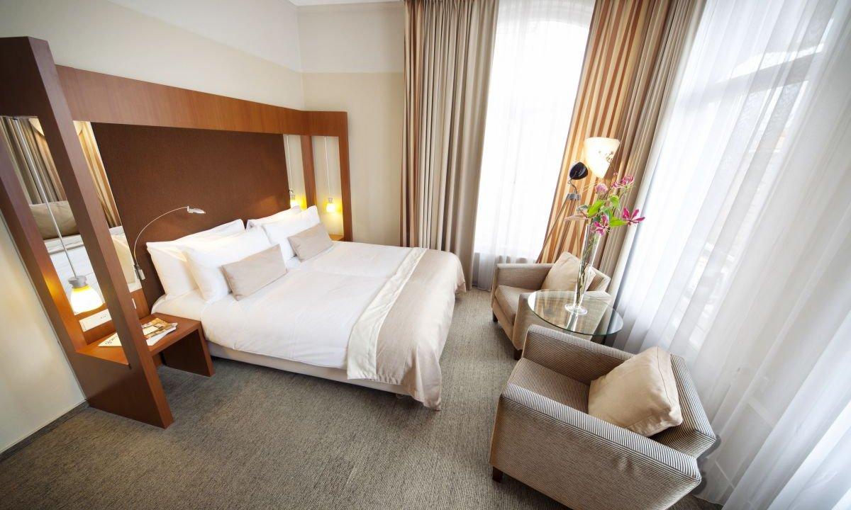 Rooms bilderberg hotels for Hotelkamer