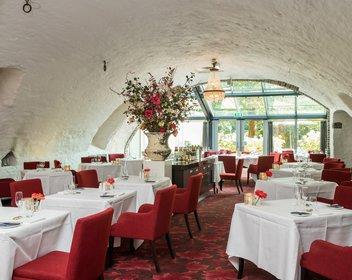 Dinner Set Tuin : Restaurant bilderberg hotels